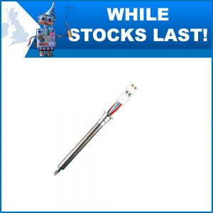 A1080 Soldering Iron Tip Shape 2.4D for 902