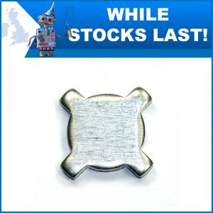 A1267 Aluminium Pre-Filter  for 808 (Pack 5)