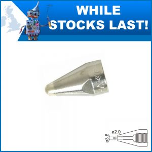 A1503 Desoldering Nozzle 2.0mm for the 815 / 816