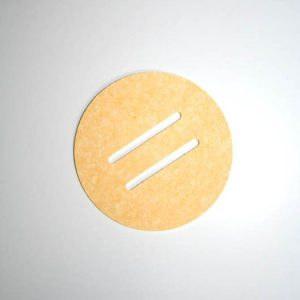 A1519 Yellow Cleaning Sponge