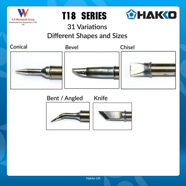 T18-BR02 Conical Tip